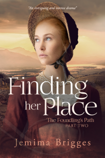 Finding Her Place Cover